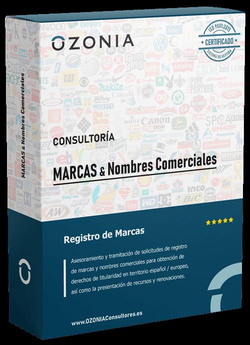 OZONIA REGISTRO DE MARCAS