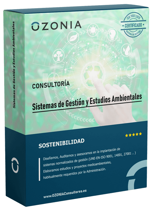 OZONIA SERVICIOS PARA LA SOSTENIBLIDAD
