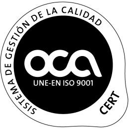 CERTIFICADO ISO 9001 OCAGLOBAL
